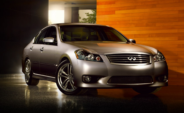 2008 infiniti m45 reviews
