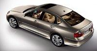 2008 Infiniti M35, top, exterior, manufacturer