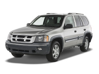 2008 Isuzu Ascender Overview