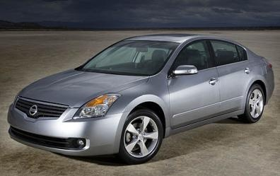 Picture of 2008 Nissan Altima