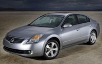 2008 Nissan Altima Overview