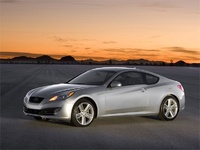 2010 Hyundai Genesis Coupe Picture Gallery