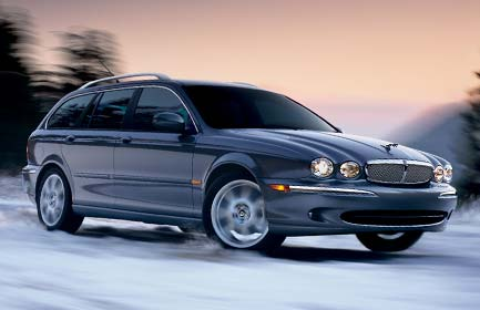 2008 Jaguar X-Type 3.0L Sportwagon picture