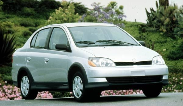 Picture of 2005 Toyota ECHO 4 Dr STD Sedan