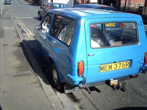 Picture of 1976 Reliant Robin