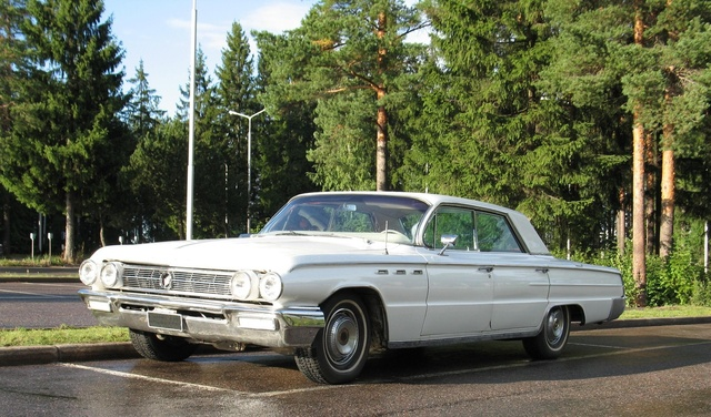 Picture of 1962 Buick Electra, exterior, gallery_worthy