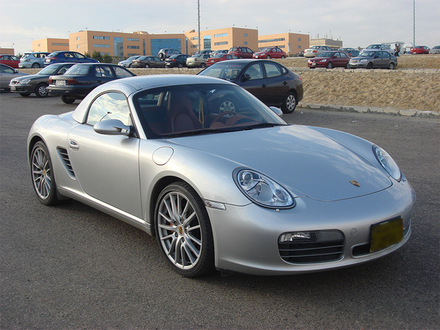 Picture of 2006 Porsche Boxster