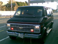 Picture of 1990 Chevrolet Chevy Van, exterior, gallery_worthy