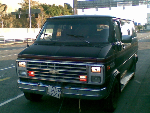 Picture of 1990 Chevrolet Chevy Van, exterior