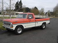 1970 Ford F-250 Picture Gallery
