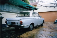 1964 Ford Cortina Overview