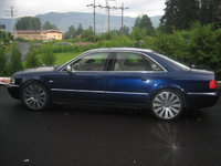 2001 Audi A8 Picture Gallery