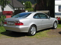 1999 Mercedes-Benz CLK-Class picture, exterior