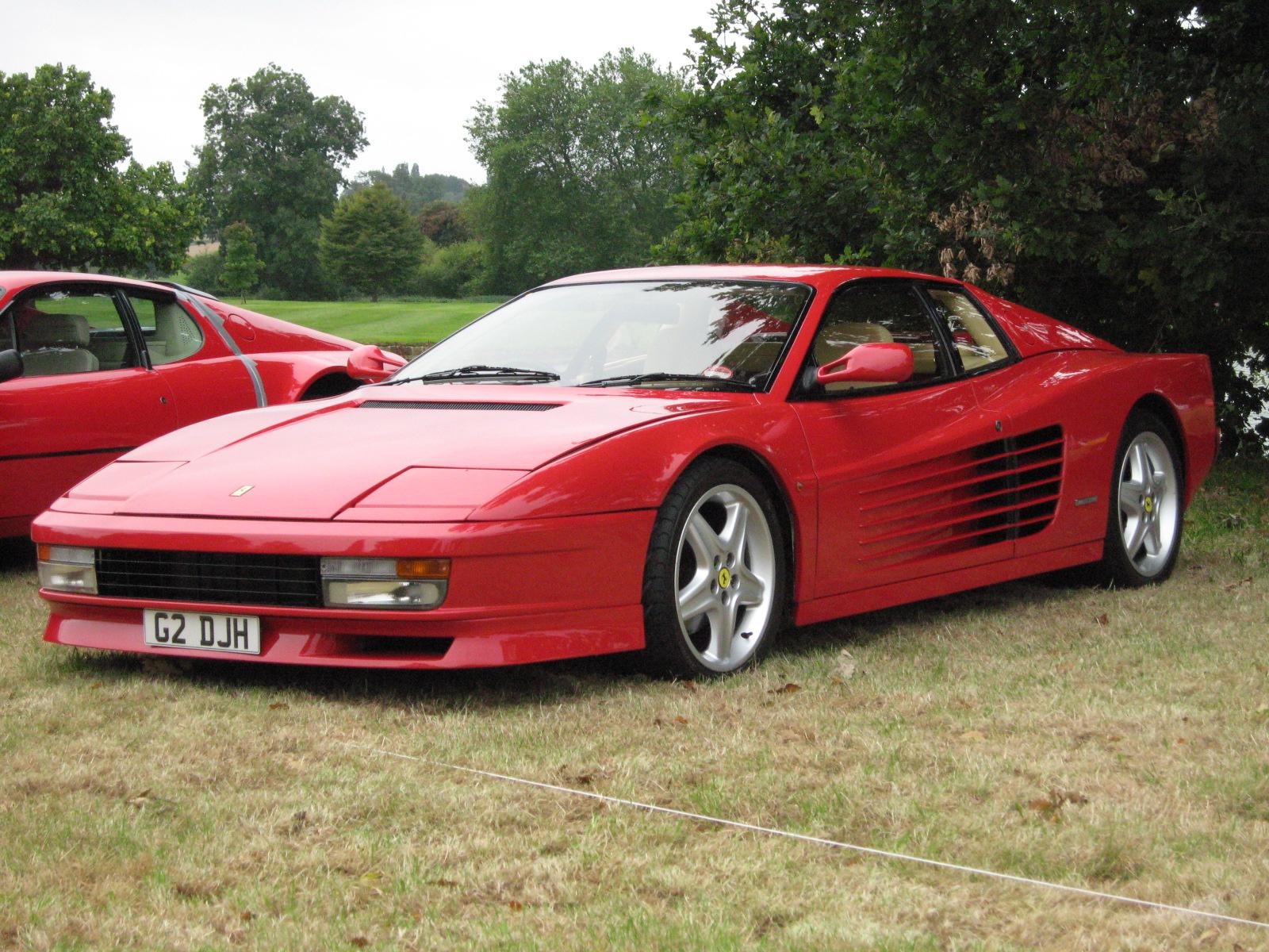 1991 Ferrari Testarossa Pictures Cargurus