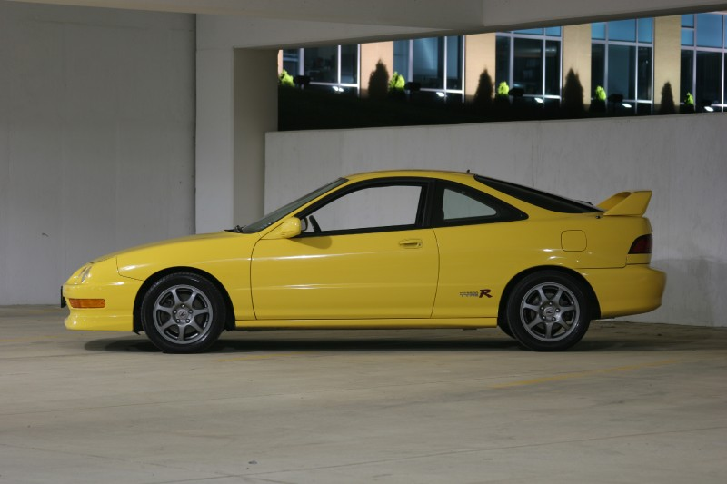 picture of 2001 acura integra type r hatchback exterior. Black Bedroom Furniture Sets. Home Design Ideas