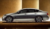 2008 Infiniti M45, side view, exterior, manufacturer