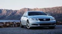 2008 Lexus GS 450h, front view, exterior, manufacturer