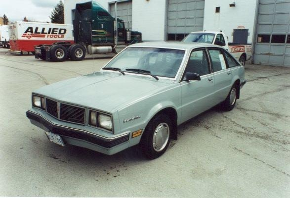 Picture of 1981 Pontiac Phoenix