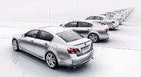 2008 Lexus GS 450h, 08 Lexus GS 450h, exterior, manufacturer