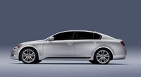 2008 Lexus GS 450h, side view, exterior, manufacturer