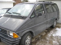 1992 Ford Aerostar Overview