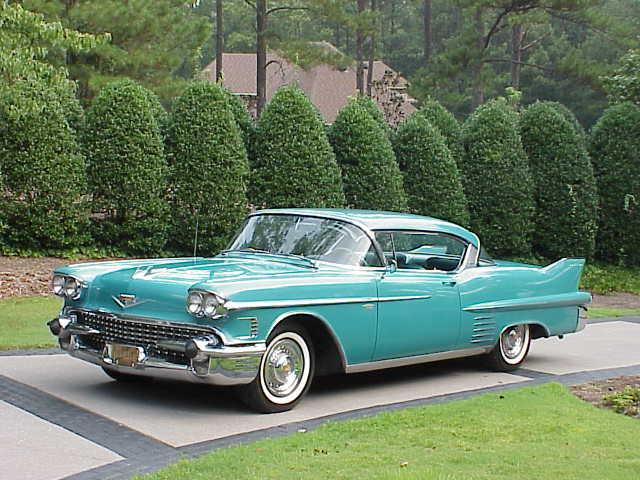 1958 Cadillac Deville Pictures Cargurus