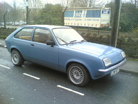 1982 Vauxhall Chevette Overview