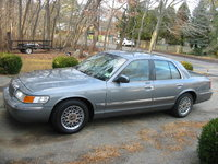 1998 Mercury Grand Marquis Overview