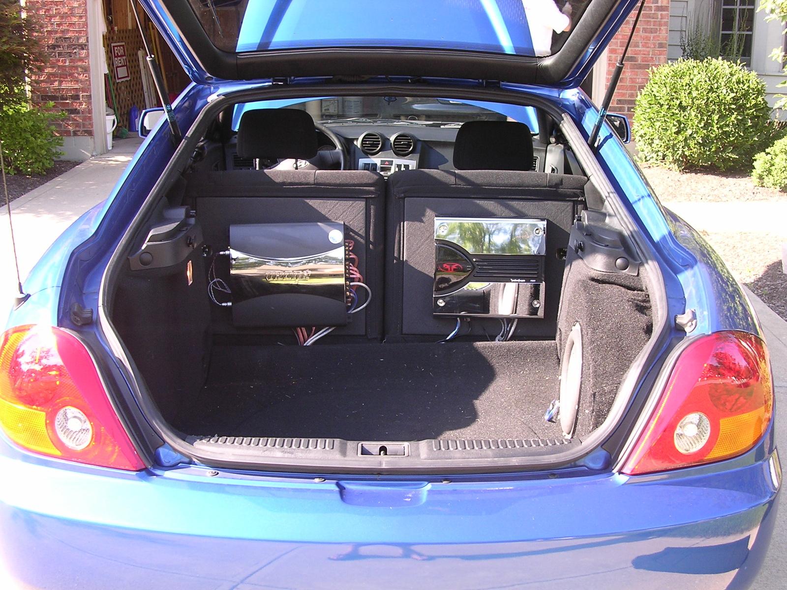 2004 Hyundai Tiburon Interior Pictures Cargurus