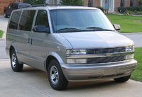 2002 Chevrolet Astro Overview