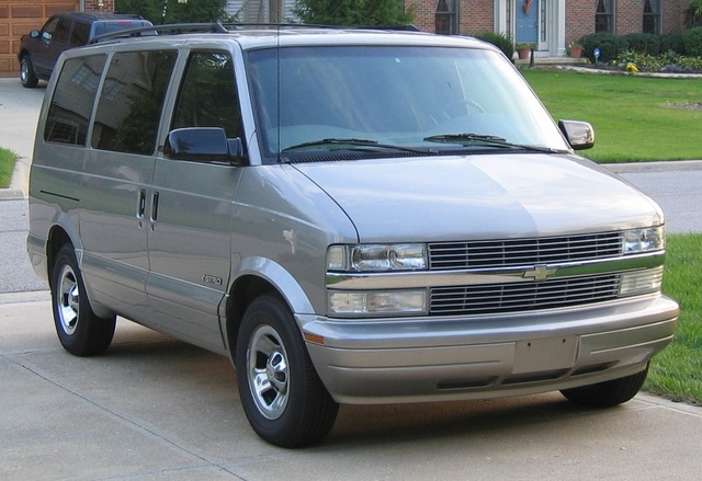 Picture of 2002 Chevrolet Astro
