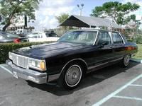 1985 Pontiac Bonneville picture, exterior