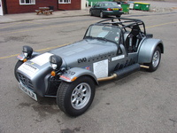 2005 Caterham Seven Overview