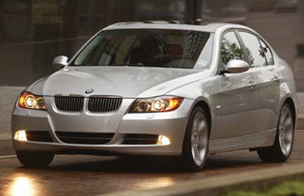 2008 BMW 3-Series 328xi Coupe picture