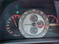 Picture of 2003 Lexus IS 300 SportCross Wagon RWD, interior, gallery_worthy