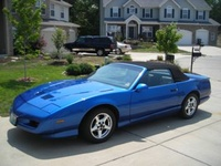 1991 Pontiac Trans Am Overview
