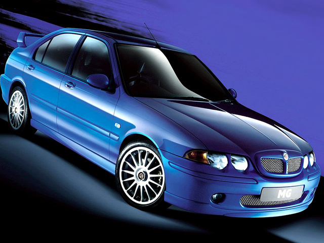 Picture of 2003 MG ZS