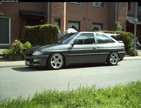 Picture of 1995 Ford Escort 2 Dr GT Hatchback