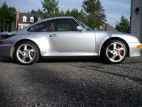 Picture of 1996 Porsche 911 Turbo AWD, exterior