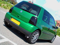Picture of 1998 Seat Arosa, exterior