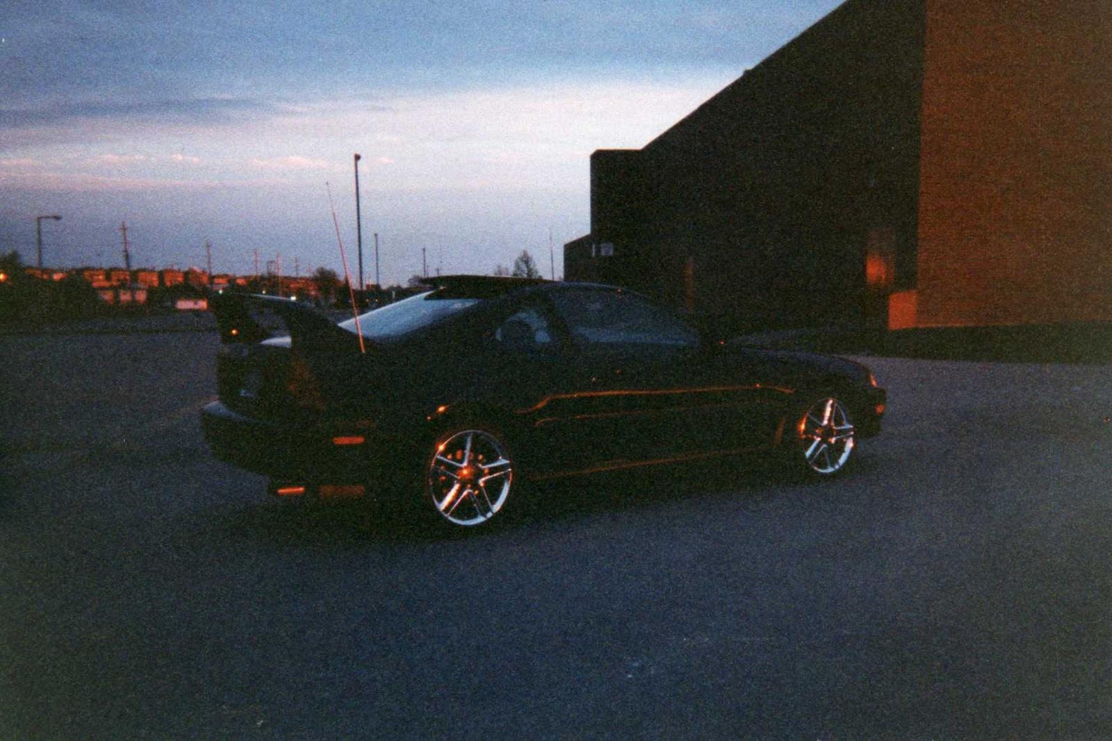 1996 Honda Prelude picture