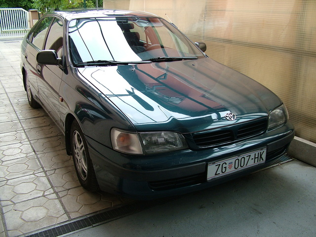 Picture of 1996 Toyota Carina, exterior, gallery_worthy