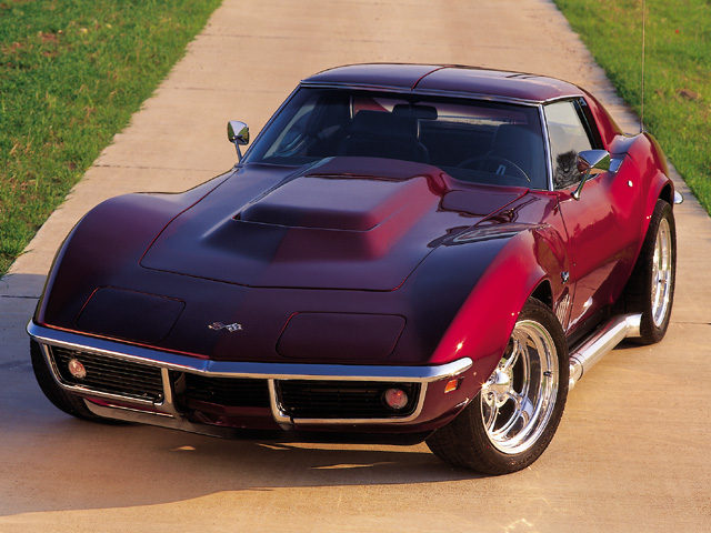 1972 Chevrolet Corvette Convertible picture, exterior