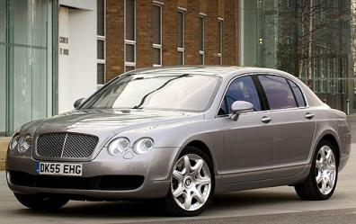 2008 Bentley Continental Flying Spur picture