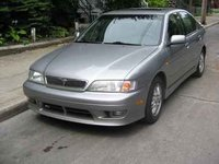 2001 Infiniti G20 Overview