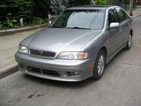 2001 Infiniti G20 Picture Gallery