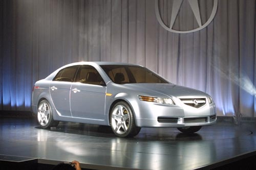 Acura TL Overview CarGurus - Acura 2004 tl price