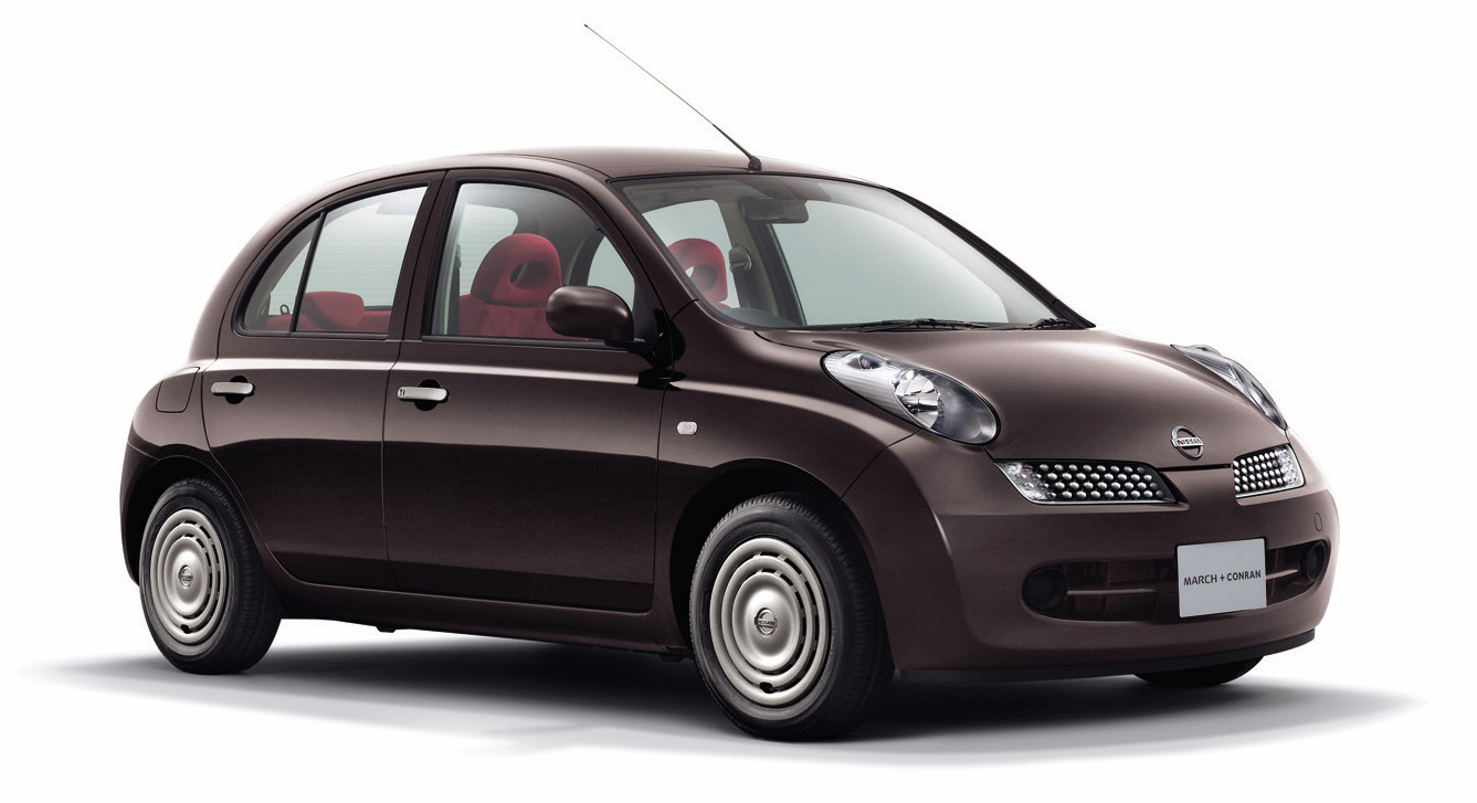 Picture Of 2007 Nissan March