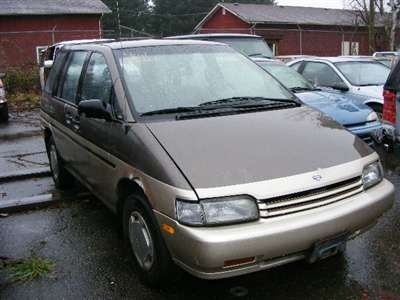 Picture of 1990 Nissan Axxess, gallery_worthy