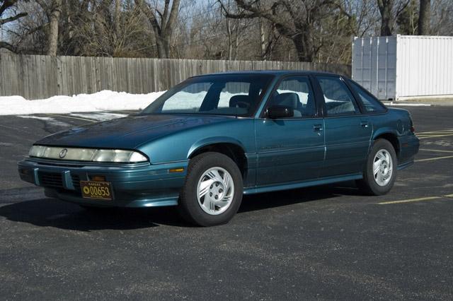 1994 Pontiac Grand Prix Exterior Pictures Cargurus
